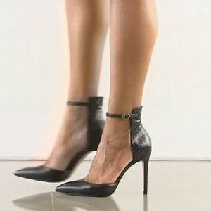 GUESS Abaih Single-Sole Pointed Toe Pumps 7.5 8.5
